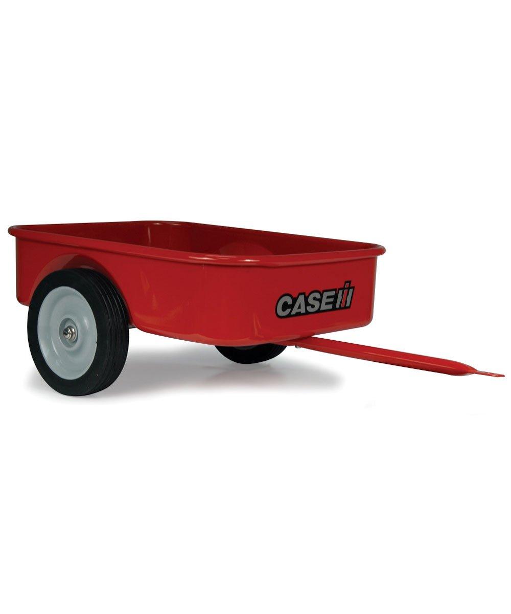 Case Ih Steel Pedal Tractor Trailer
