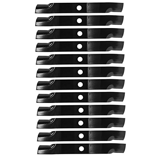 (12PK Oregon Mower Blades for 60