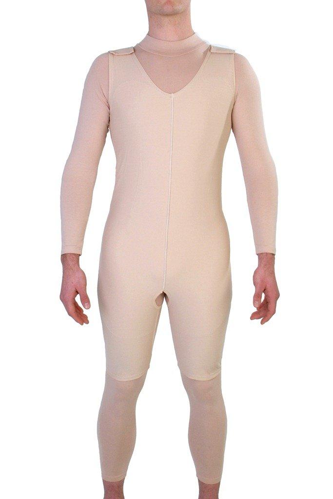 Contour Style 21 - Male Bodyshaper - Large - Beige