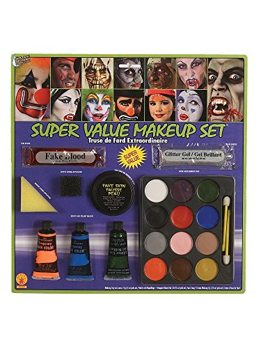 Super Value Costume Make-Up Kit]()