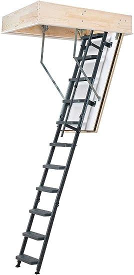 Escalera resistente al fuego REI 45 Comfort: Amazon.es: Bricolaje y herramientas