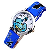 Batman children cartoon Watches kids Watch WP@DGW173094U