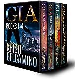 Gia Santella Crime Thriller Boxed Set: Books 1-4 (Gia Santella Crime Thrillers)