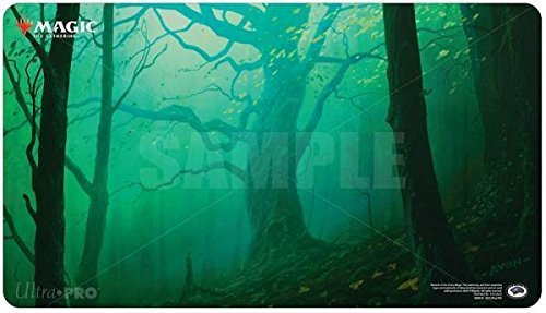 Magic the Gathering: Unstable Playmat Forest