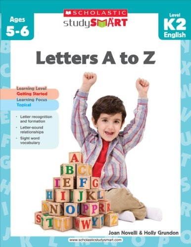 Phonics Letters Smart (Scholastic Study Smart: Letters A to Z)