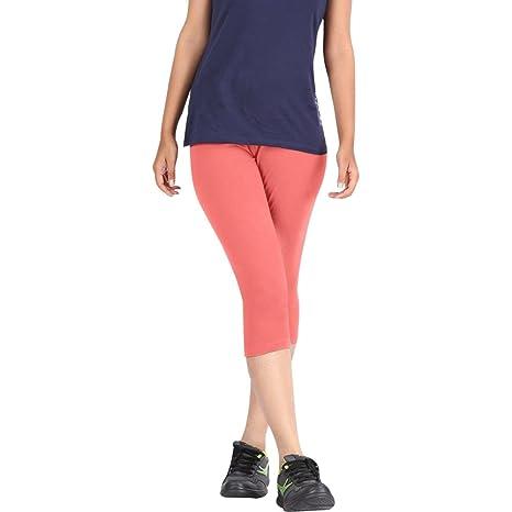 Super Soft Girls Capri, 190 GSM (Pack of 1) U Shape Girls' Shorts at amazon