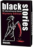 """Moses Verlag 392 - Black Stories """"Mystery Edition"""""""
