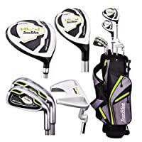 Tour Edge HL-J Junior Complete Golf Set w/Bag (Multiple Sizes)