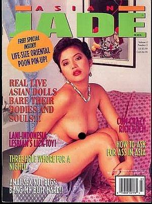magazine Asian adult