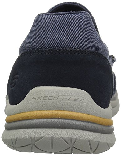 Navy Superior Skechers VORADO Azul Superior Skechers 0nTqXwna