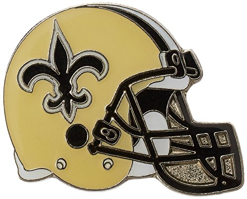 NFL New Orleans Saints Helmet Pin