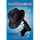 Iced Diamonds (The Persephone Cole Vintage Mysteries Book 2)