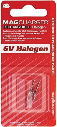 Maglite lr00001 Mag Charger Halogène Ampoule De Rechange Ampoule