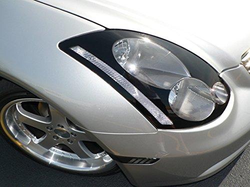 - Infiniti G35 GTR Style Headlight Vinyl Overlay Kit