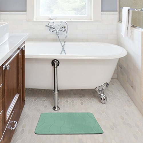Hello Gorgeous Bath mat Bath Rug Bathroom Decor Bath Decor Black and White
