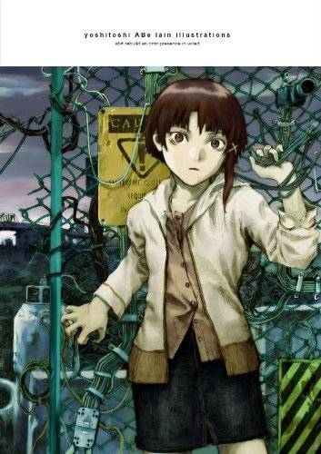 Best serial experiments lain artbook to buy in 2020