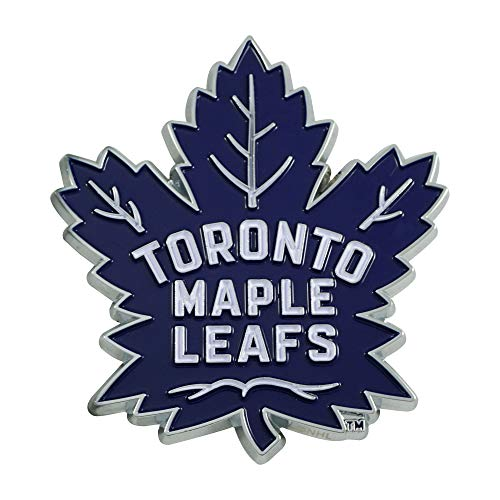 (FANMATS NHL Toronto Maple Leafs Color Emblemcolor Emblem, Team Colors, One Sized)