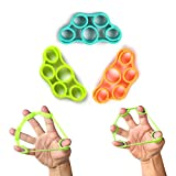 RitFit Best Finger & Exerciser Stretcher by, Hand Extensor...