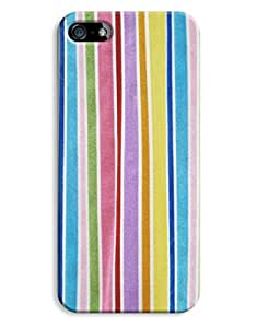 Handmade Stripes Case for your iPhone 5/5S