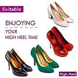 Heel Grips, FOCONEE High Heel Cushion Silicone Shoe