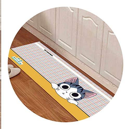 Piano Keys 3D Cartoon Stone Doormat Living Room Carpet Kitchen Rugs,2,50cmx80cm