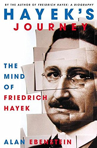 Hayek's Journey: The Mind of Friedrich Hayek by Brand: Palgrave Macmillan