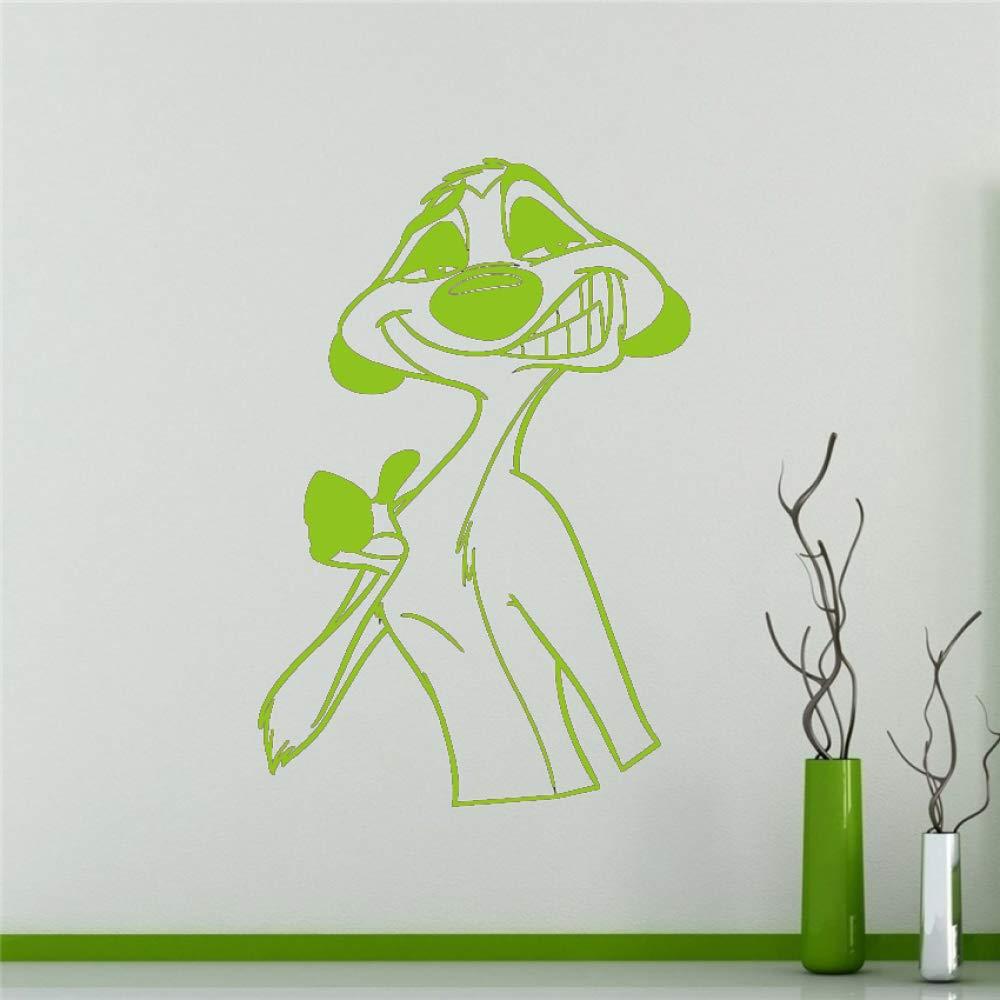 Tatuajes de pared Timon y Pumbaa Lion King Dibujos animados ...