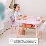 Delta Children Kids Table & Chair Set with Storage