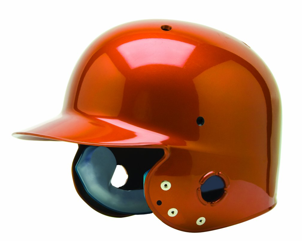 Navy Wilson Sporting Goods WTA5427NA Wilson SuperFit Batting Helmet with HD Vision Softball Mask