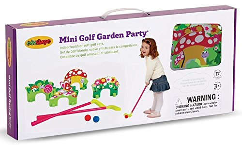Edushape Mini Golf Garden Party Game