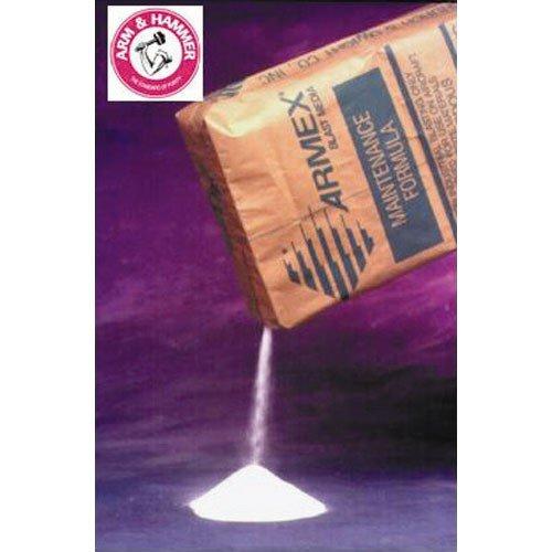 50 Lbs. Medium Grade Armex Soda Blast Media by Central Purchasing, LLC