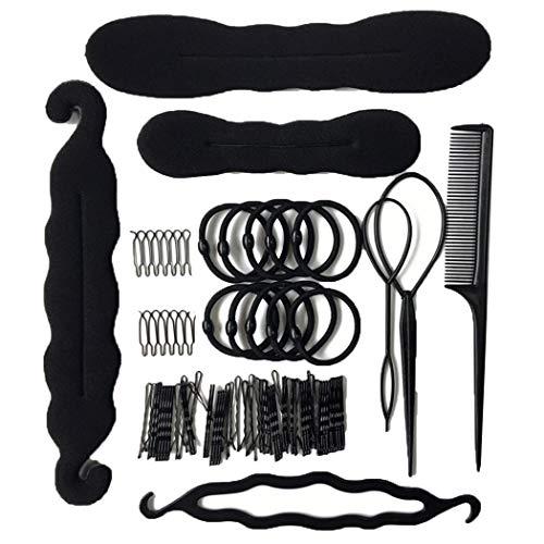HOTUEEN Hair Styling Clip Maker ...