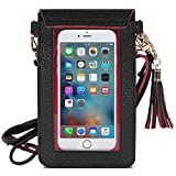 Best Cell Phone Carriers - Cell Phone Bag, MoKo Soft PU Leather Crossbody Review