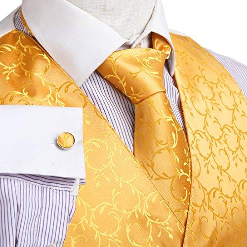 Designer Vest Bow Tie - 8