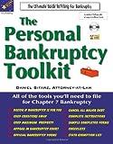 Personal Bankruptcy Toolkit, Daniel Sitarz, 1892949423