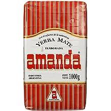 Yerba Mate Amanda 1 Kg - 2.2 Lb - Argentina