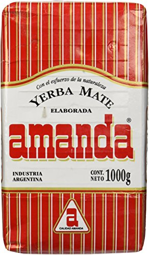 Yerba Mate Amanda Kg Argentina product image