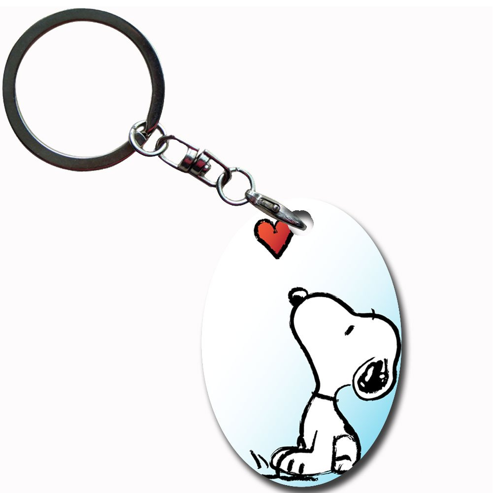 Amazon.com: Generic Friendly Key Chain Hang Mdf Card With ...