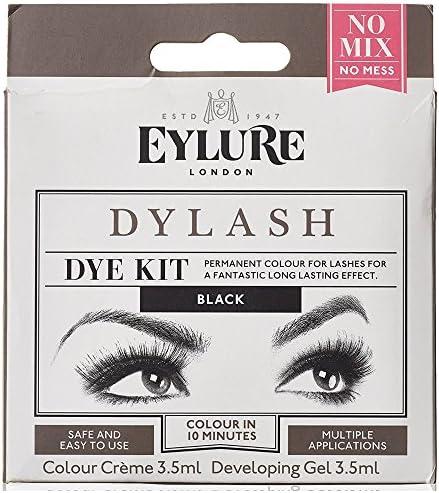 Eylure - Tinte profesional color negro para las pestañas