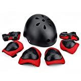 Children Sport Protective Set Including Knee