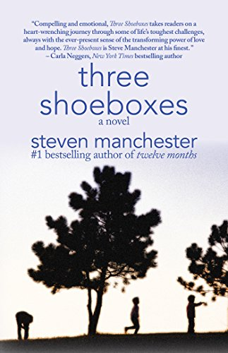 Three Shoeboxes by [Manchester, Steven]