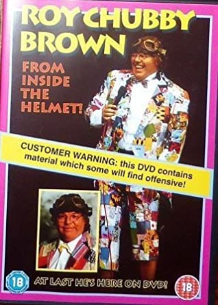 Roy chubby brown kick