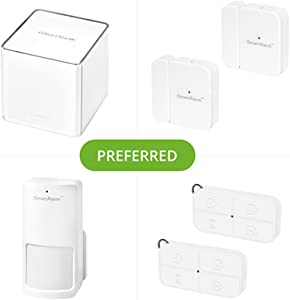 iSmartAlarm Home Security System Preferred Package-ISA3