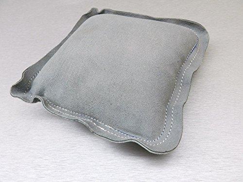 Sandbag Leather 7 Square