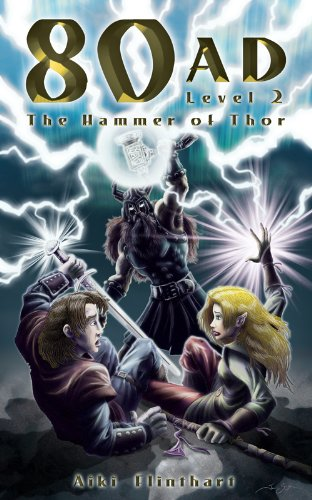 amazon com 80ad the hammer of thor book 2 ebook aiki flinthart