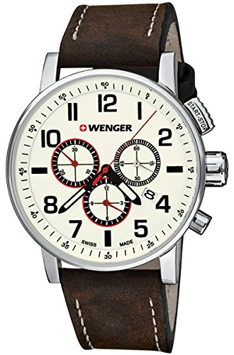 WENGER ATTITUDE CHRONO Men's watches 01.0343.103