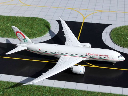 Royal Air Maroc B787-8 ~CN-RGB (1:400) for sale  Delivered anywhere in USA