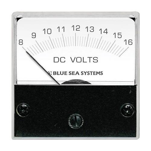 Blue Sea 8028 DC Analog Micro Voltmeter - 2