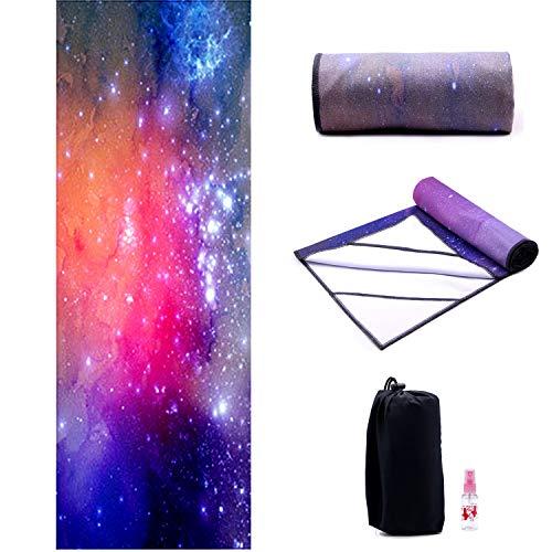 Yoga Towel Hot Corner Pockets Design product image