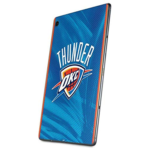 Skinit Oklahoma City Thunder Galaxy Tab S5e Skin - Officially Licensed NBA Tablet Decal - Ultra Thin, Lightweight Vinyl Decal Protection